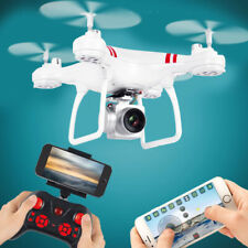 Explorers 2.4Ghz 4CH RC Quadcopter FPV Drones with HD Camera 3D Flips APP