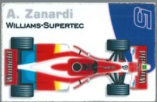 Aimant magnet Prost 1999 Formule 1 Formula 1 F1 Alessandro Zanardi Williams
