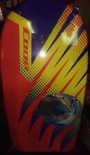 """Brand New Factory Sealed! Coop Super Pipe 33"""" Bodyboard - Red/Yellow/Blue"""