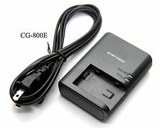 CG-800 Battery Charger for Canon FS10 FS11 FS20 FS21 FS22 FS30 FS31 FS40 FS100