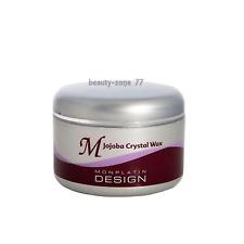 Jojoba Crystal Hair Styling Wax Monplatin 250 ML 8.5 OZ