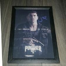 """The Punisher PP Signed 12""""x8"""" A4 Photo Poster Autographed Jon Bernthal"""
