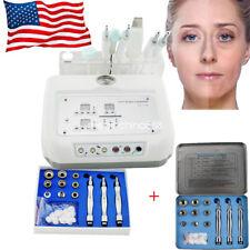 4in1 Diamond Ultrasonic Multifunctional Cosmetic Machine+Head Replacement Usa!