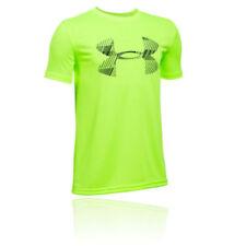Altro T-shirt e Maglie Under armour con girocollo per bambini dai 2 ai 16 anni