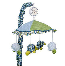 Turtle Reef Musical Mobile Baby Nursery Music Crib Toy  by Cocalo