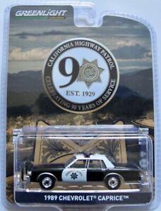 "1989 Chevrolet Caprice  ""California Highway Patrol""     /  Greenlight 1:64"