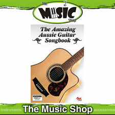 New The Amazing Aussie Guitar Songbook - Music Book with Australian Songs