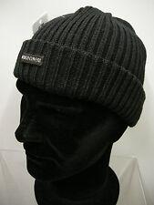 Cappello berretto unisex hat ENRICO COVERI art.MC1347 col.7 nero black Italy
