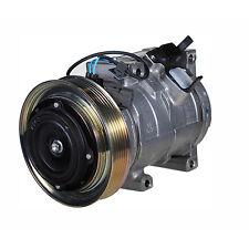 New Compressor And Clutch 471-1630 DENSO