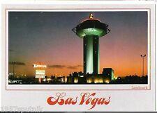 Landmark closed Las Vegas Hotel Casino postcard featured in Mars Attacks Gone P