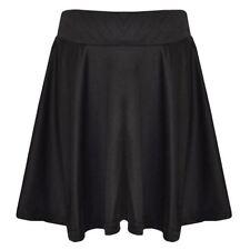 Vestiti nera a manica corta per bambine dai 2 ai 16 anni