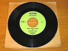 """NORTHERN SOUL 45 RPM - CLARENCE REID - ALSTON 203 - """"PART TIME LOVER"""""""