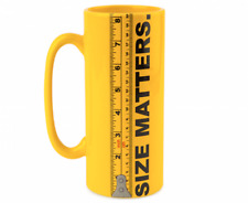 Bigmouth The Size Matters Coffee 32oz High Quality Construction Humorous Mug