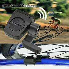 Cycling ANT+ Bluetooth Wireless Speed Cadence Sensor For MTB Bike Bicycle