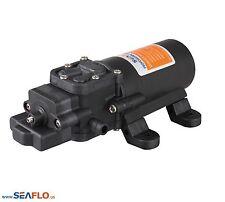 SEAFLO Marine Boat 12V 1.2GPM 35PSI Water Pressure Diaphragm Self Priming Pump