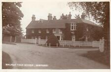 Walnut Tree House Widford Nr Ware Harlow RP old pc used 1914
