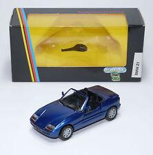 Bmw z1 roadster 1989-1991 purblau met. Blue Blue azzurro azul Schabak 1160 1:43