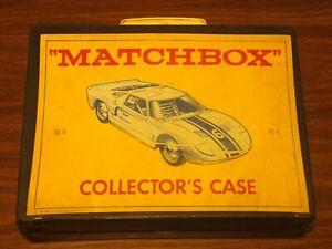 1966 Matchbox Official Collector's Case No. 41 - Free Shipping