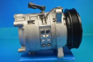 AC Compressor Fits 1996 Saturn  SL SL1 SL2 SC1 SC2 SW1 SW2 (1YW) Reman 57528