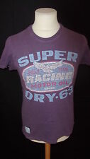 T-shirt Superdry Violet Taille S à - 52%