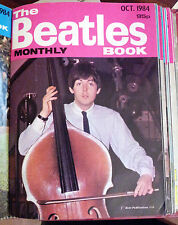 The Beatles Book Monthly Magazine No. 102 Oct 1984
