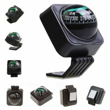 Car Vehicle Navigation Boat Digital Compass ABS LED Light for Camping Hiking