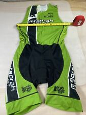 Borah teamwear mens tri triathlon suit 3XL XXXL (7754-21)