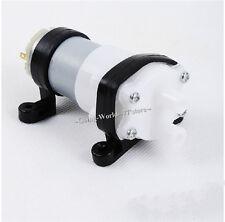 12v Diaphragm pump 385 Diaphragm pump water dispenser pumps food-grade 1.5-2L/m