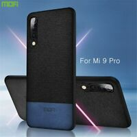Xiaomi Mi 9 Pro Case Cover Shockproof Mi9 Pro Global Cloth Shell Housing Silicon