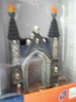 Lemax Spooky Town Lighted Cemetery Gate NRFB 2016
