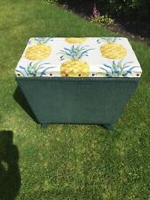 More details for vintage sewing box lloyd loom style- upcycled