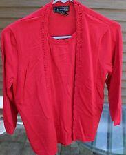Women's Red Shirt by Elementz; Size:  S
