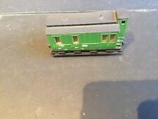 Egger Bahn / Jouef Light  Green  Brake. Wagon