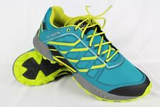 New Scarpa Men's Neutron Trail Running Hiking Shoes 43/10m Abyss Lime