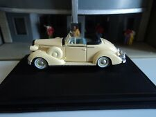 Oxford  1936  BUICK SPECIAL  CONVERTIBLE  Cream  1/87   HO  diecast car  GM