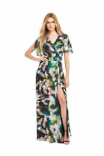 Maxi Dresses for Women with Feathers