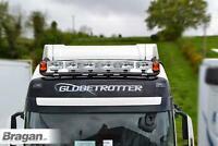 Pour 2013 + Volvo Fh4 Globetrotter Xl Noir Toit Barre + Spots + Leds +