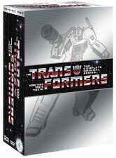 TRANSFORMERS: The Complete Original Series 1-4 15 DVD Box Set Season 1 2 3 4 New