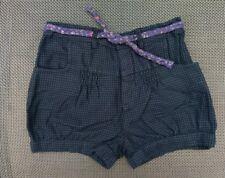 Monsoon Girls Shorts, 100% Cotton, Size 18-24 Months
