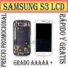 Para Samsung Galaxy S3 i9300 LCD Pantalla Táctil Pantalla Digitalizador & Marco