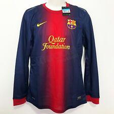 ec6daab225 Camisetas de fútbol de clubes españoles Nike Barcelona talla M