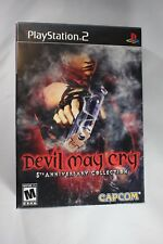 Devil May Cry 5th Anniversary Collection BLACK (Playstation 2 ps2) NEW Sealed