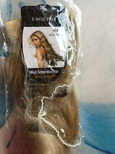 S-Nolite Curly Ponytail Hair Extension Shade#24