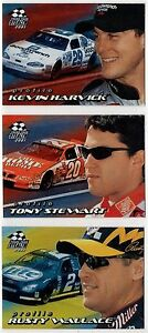 2001 Press Pass Stealth Profile Insert You Pick the Driver
