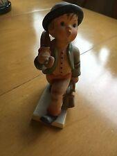 Vintage Hummel Figurine - Merry Wanderer - Tmk3 -