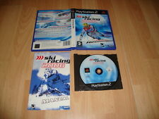 SKI SKY RACING 2006 DE JOWOOD PARA LA SONY PLAY STATION 2 PS2 USADO COMPLETO