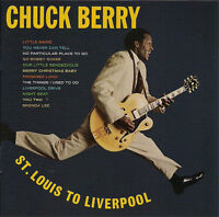 Chuck Berry CD St. Louis To Liverpool - USA (EX/M)