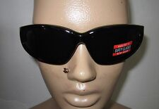 Unbreakable Safety Sunglasses Super Dark Lens No More Broken Glasses Heavy Duty