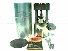 Vintage COLEMAN, No. 530, A47 Stove W/Manual, Funnel, Wrench, USA