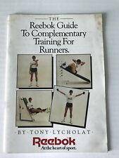 Reebok Guide Training For Runners 1987 33 Pages